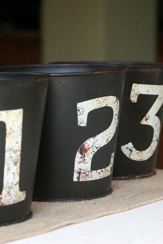 The PB pails