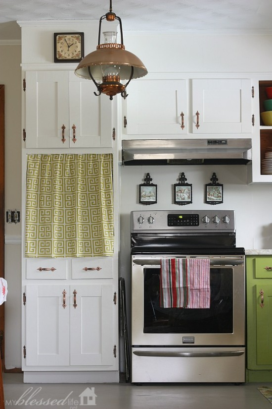 Update Kitchen Cabinet Doors On A Dime Diy How To Cabinets