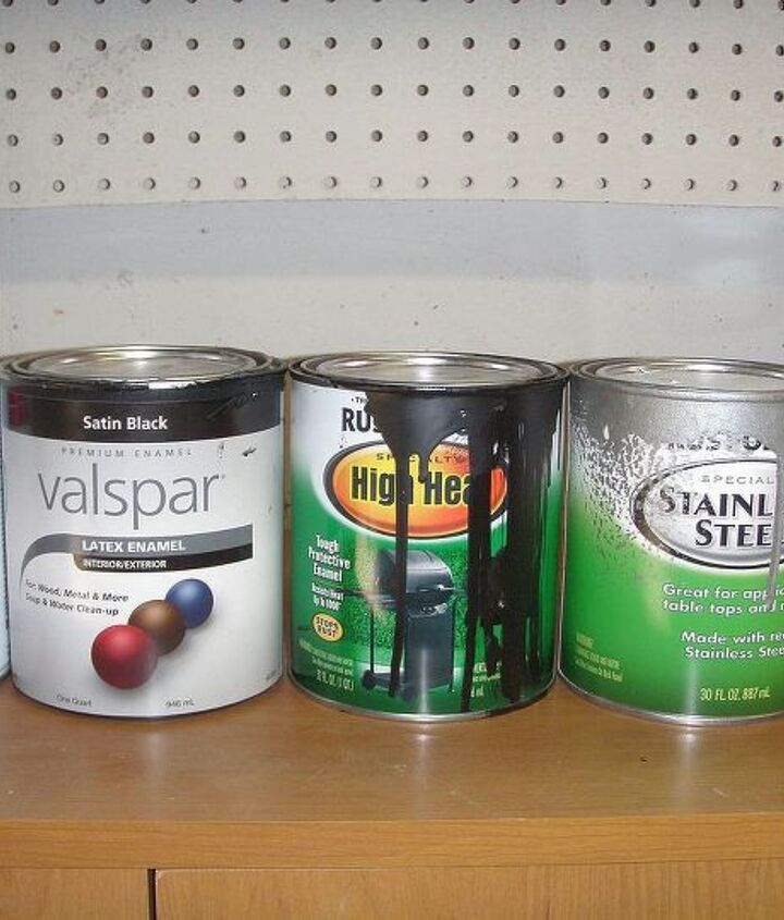 Paint and products used...