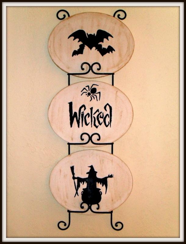 quick halloween project, crafts, halloween decorations, seasonal holiday decor