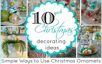 10 Quick Last-Minute Christmas Decorating Ideas