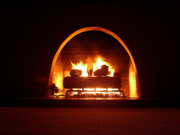 Use Your Fireplace
