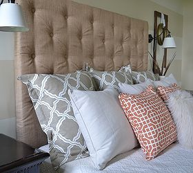 How To Make A Diy Tufted Headboard For Under 150, Bedroom Ideas, Diy,