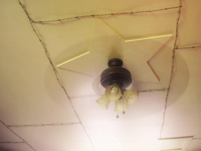 C.H.E.A.P Way to Cover 4x8 Ceiling Seams.   Hometalk on garage lighting ideas, carport plans product, small screen porch decorating ideas, wooden ceilings ideas, garage wall material ideas, carport kits, basement bedroom ideas, car port design ideas, garage insulation ideas, garage shelving ideas, outdoor room ideas, carport designs,