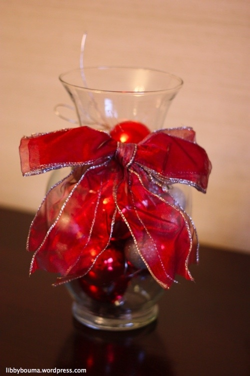 Ornaments Under Glass Hometalk