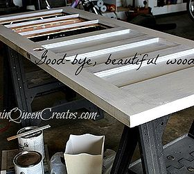 antique door restoration mouse hole eliminated doors How I hated to cover that beautiful & Antique Door Restoration: Mouse Hole Eliminated | Hometalk