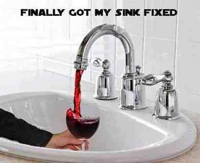 finally got my sink fixed lol, bathroom ideas