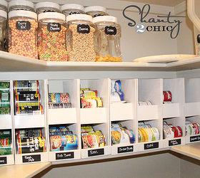 Merveilleux Diy Canned Food Organizers, Closet, Organizing