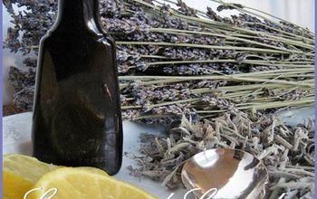 Homemade Lemon and Lavender Simmering Potpourri