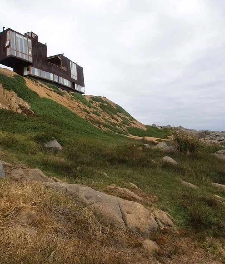 Ocean Front Home in Chile