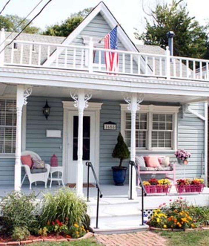 modern cottage house tour, home decor, exterior