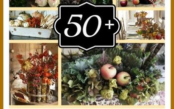 50+ Fabulous Fall Centerpieces