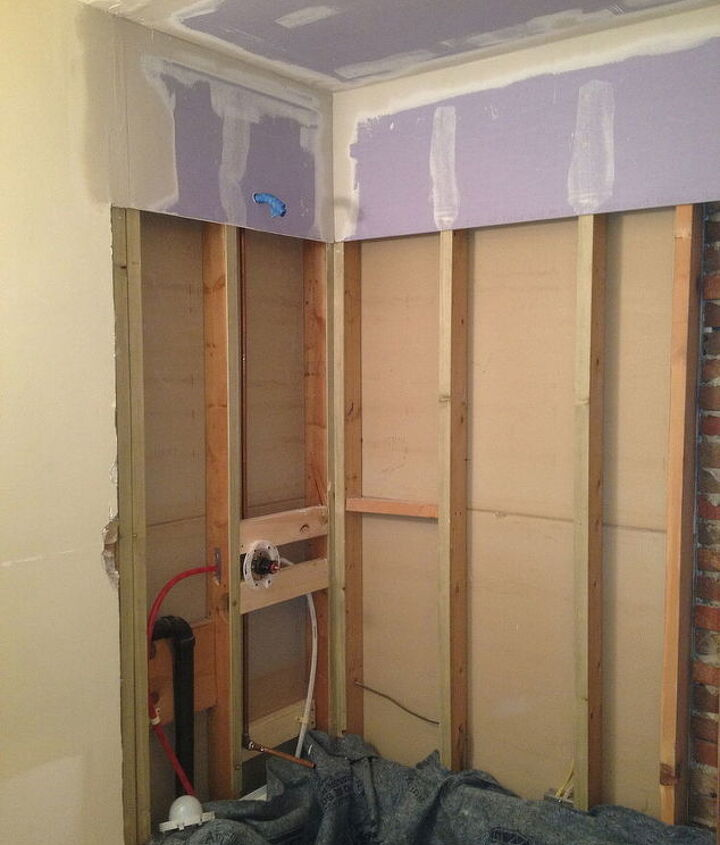 how to keep mold from invading your new bathroom renovation, bathroom ideas, home improvement, home maintenance repairs, wall decor