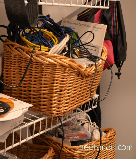 get control of your cords, cleaning tips, organizing