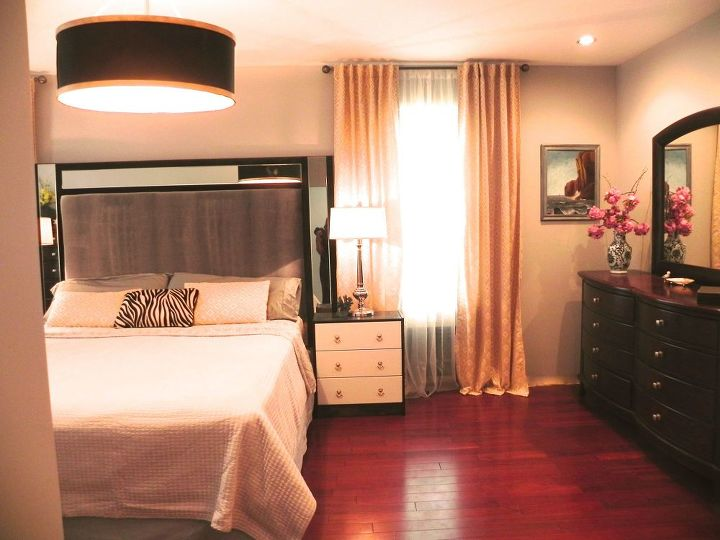 master bedroom makeover, bedroom ideas, home decor, painted furniture