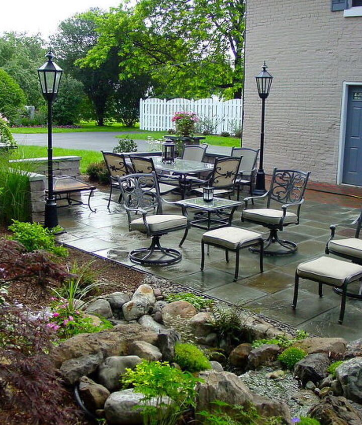 Landscape Design by Acorn in Rochester NY