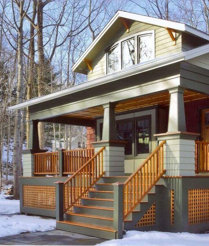 Exterior of split-level ranch by Titus Built, LLC