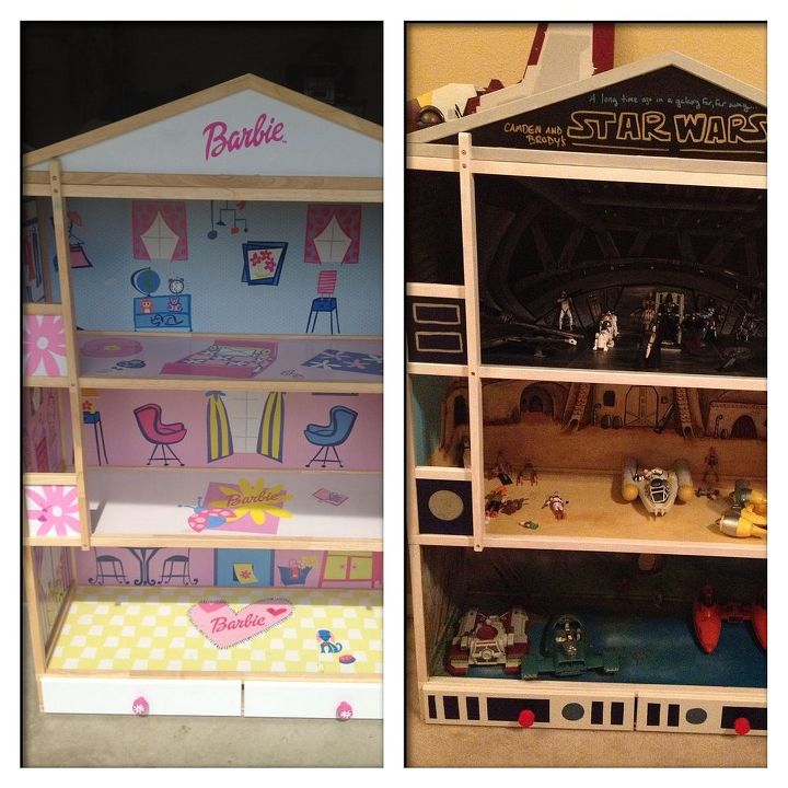 doll house for boys, crafts
