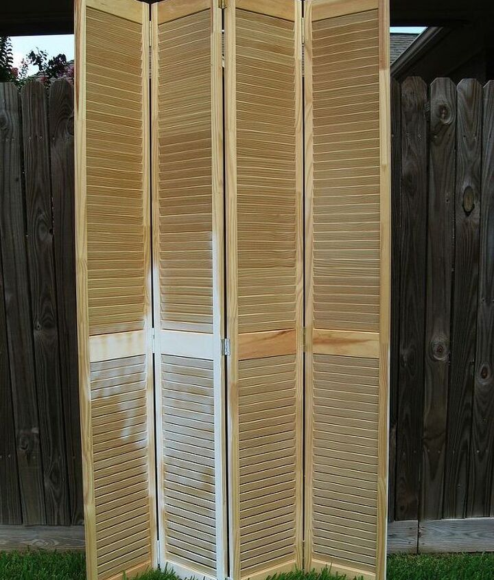 Shutters: Before