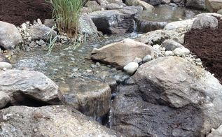 hiring a contractor to install your water feature, landscape, ponds water features