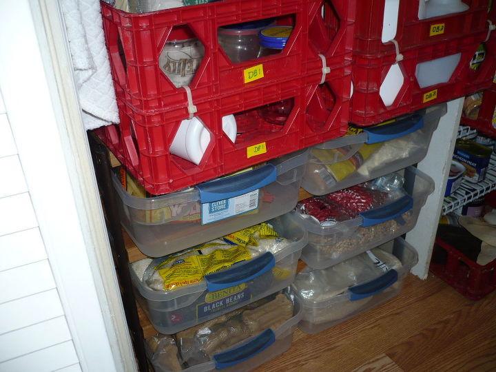 getting organized, organizing