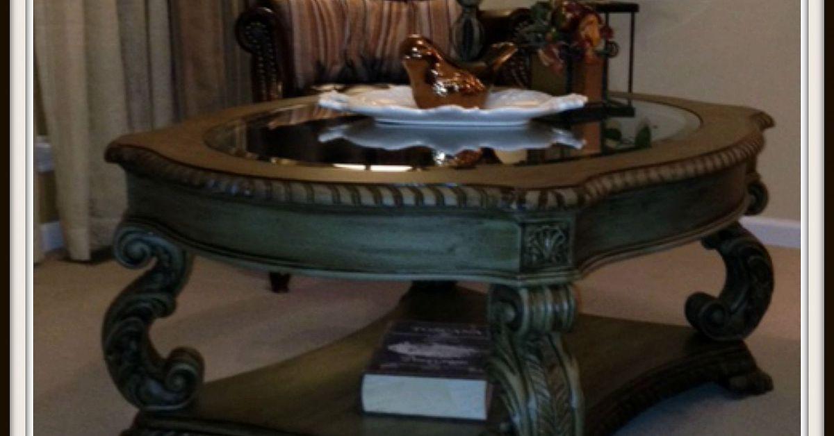 Upcycled Coffee Table Hometalk