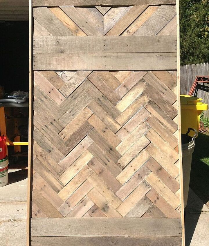diy pallet hallway tree, diy, pallet, repurposing upcycling, woodworking projects, All done