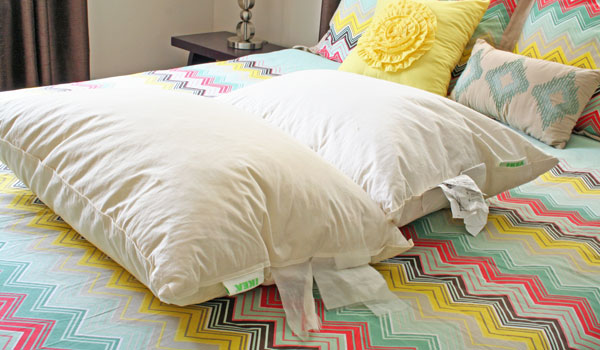 how to clean feather pillows hometalk