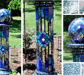 Gentil Design Wizards Garden Spheres Orbs And Gazing Balls, Crafts, Gardening,  Repurposing Upcycling