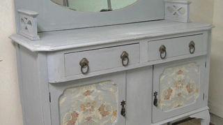 am i the only one, painted furniture