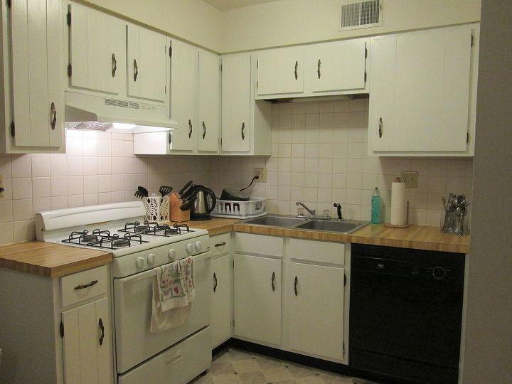 Rental Apartment Kitchen Makeover | Hometalk