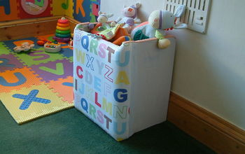 A Babys Play Corner in the Living Room!