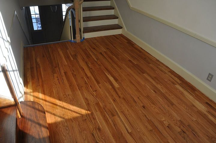 Green Alternative To Poly For Your Hardwood Flooring Hometalk