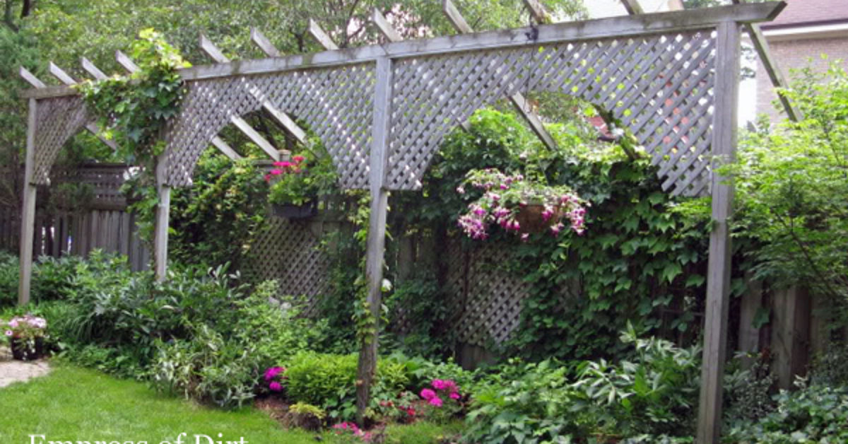 Ideas And How To Make A Fence Taller