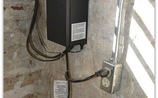 installing an electrical outlet on a masonry wall redacted, concrete masonry, electrical, lighting, wall decor, For complete updated steps please visit