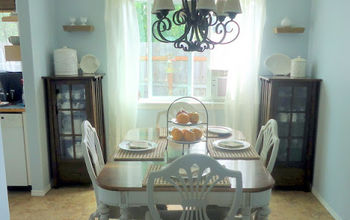 Dining Table and Chairs found curb-side