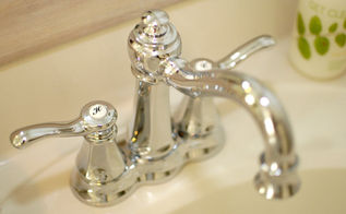 the faucet that almost required therapy, bathroom ideas, home decor, plumbing