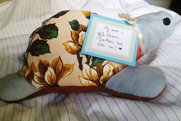 craft easy sew dorian the tortoise, crafts