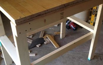 Tutorial on How to Make a Workbench