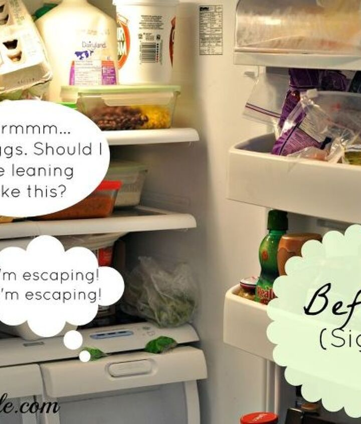 Assess the situation: does your fridge look anything like mine? Is spinach trying to escape from the crisper?