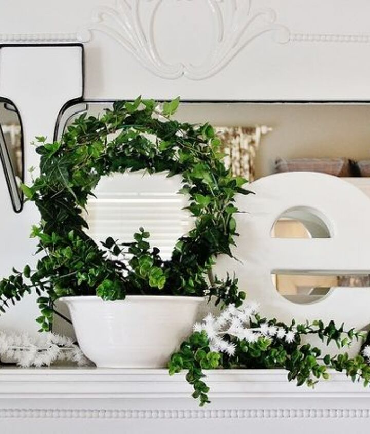 wishing you a joyeux noel mantel, seasonal holiday decor