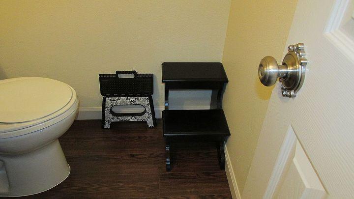 Even found cute little stools @ Homegoods.