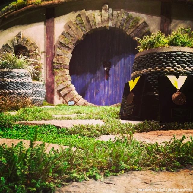 The Hobbit Display Garden earned top marks