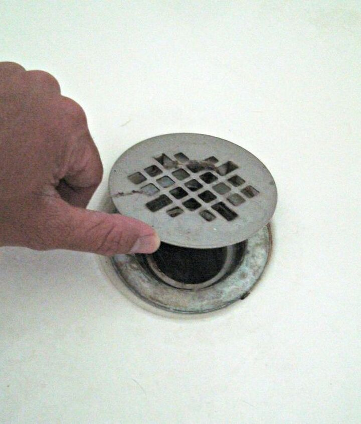 Clogs are a pain. A simple way to prevent this problem is to drop a couple cups of vinegar down the drain every month.