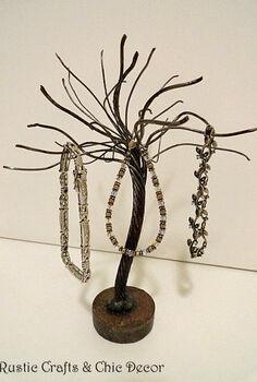 diy jewelry holder, crafts