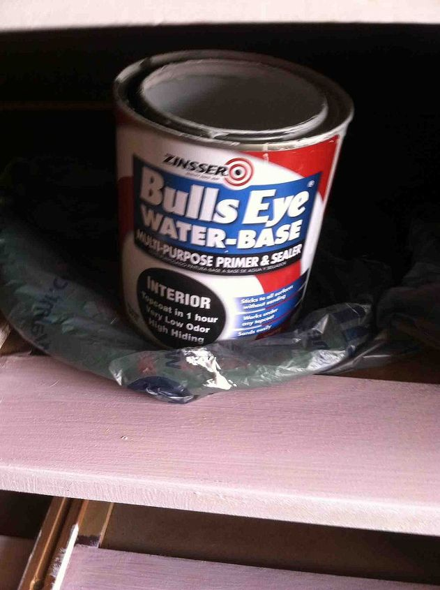 stain bleeding through paint, chalk paint, painted furniture