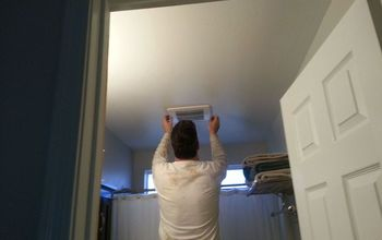 Replacing our bathroom exhaust fan