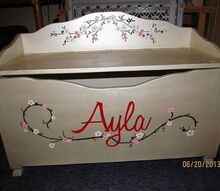 fair pricing for custom toyboxes, diy, painted furniture