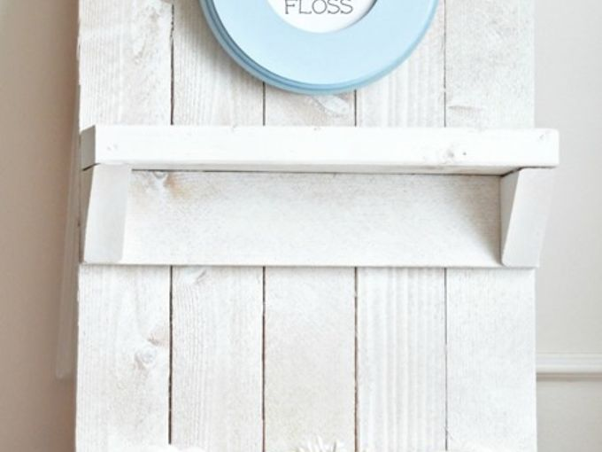 diy pallet shelf, diy, pallet, repurposing upcycling, shelving ideas, woodworking projects