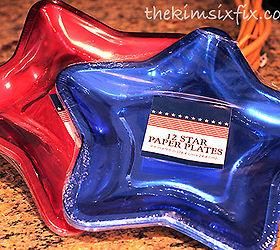 patriotic metallic star wreath from paper plates crafts patriotic decor ideas seasonal holiday & Patriotic Metallic Star Wreath.. From Paper Plates!? | Hometalk